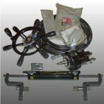 【ユニカス】油圧操舵装置32VX・手動油圧ハンドル【送料無料】