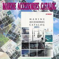 2013年 ヤマハマリンアクセサリーカタログ  - YAMAHA MARINE ACCESSORIES CATALOG - 【送料無料】メール便発送