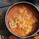豚ばらとひよこ豆のトマト煮込み 280g(2人分)冷凍【RCP】