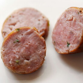 生ソーセージ(チューリンガーブラートブルスト)1本入り、約100g 冷凍【RCP】 BBQ,バーベキュー,ソーセージ