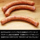 【ホットドッグに最適!】業務用ロングポークウィンナー(プレーン)冷凍 1.0kg ソーセージ BBQ  バーベキュー 【…