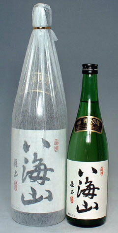 【新潟の地酒の代表銘柄】八海山 純米吟醸 720ml
