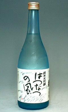 【空の生バージョン!夏のお酒です。設楽町の関谷醸造!】蓬莱泉 はつなつの風 純米大吟醸生酒 720ml