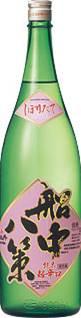 【名前の由来は坂本龍馬です】司牡丹 船中八策 しぼりたて生原酒 1.8L