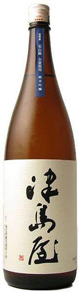 【御代桜酒造さんの限定流通銘柄】津島屋 純米吟醸 信州産美山錦 瓶囲い 720ml 28BY