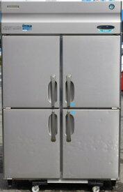 2008年製 ホシザキ HRF-120XFT 4ドア 冷凍冷蔵庫 W120D65H190cm 100V 2凍2蔵 788L 173kg(西濃運輸営業所止め商品)インバーター【中古】
