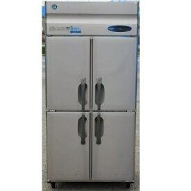 2012年製 ホシザキ HR-90ZT-ML 4ドア 縦型 冷蔵庫 603L W90D65H190cm 100V 104kg (西濃営業所止め)【中古】【店頭受取対応商品】