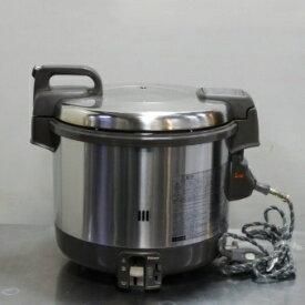 【中古】2011年製 パロマ 2升炊き 都市ガス 炊飯器 PR-4200S-1 保温機能付き W438D371H385mm 8.6kg 310W 1.2〜4L