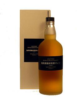 산 토리 치타 증 류 소 싱글 그레인 위스키 43% 700ml CHITA Distillery Grain Whisky 43% 70cl Suntory