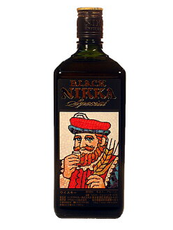 BLACK NIKKA Special 42% 70cl