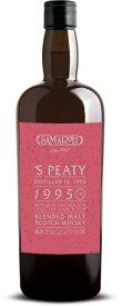 サマローリ ブレンデッドモルト(ラフロイグ、ハイランドパーク) ピーティ 1995 20年熟成 45% 700mlSAMAROLI'S PEATY 20yo 1995 45% 70cl Laphroaig and Highland Park Blended Malt
