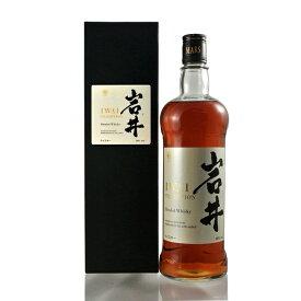 岩井トラディション 40% 750ml 本坊酒造 IWAI TRADITION 40% 75cl ギフトボックス入り
