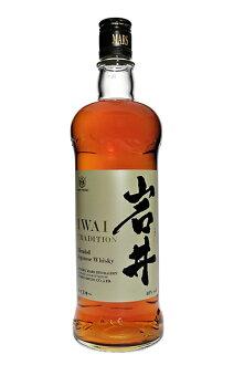 Iwai 传统传统的酿造 IWAI 750 毫升案例 40%40%由火星 KOMAGATAKE 75 cl