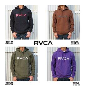 RVCA メンズ BIG RVCA PULL パーカー/042012/4カラー