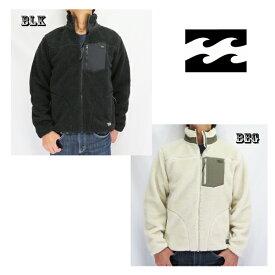 BILLABONG/ビラボン/ メンズ SHEEP BOA FLEECE ジャケット/012771/2カラー