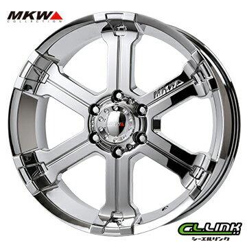【ポイント5倍 継続中】MKW MK-36 16x8J±0 114.3x5穴 73.1 クールグリッター