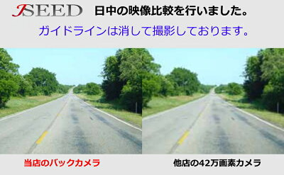 バックカメラナンバープレート埋め込み式白黒銀選択可能上下反転切り替えCCD搭載高画質駐車用カメラガイドラインON/OFF切り替え映像ケーブル約6メートルワイヤレス対応