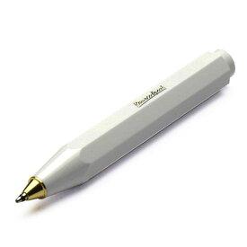 カヴェコ クラシック スポーツ ボールペン [ 軸色:ホワイト ] Kaweco Classic Sport Ballpoint Pen - 1.0 mm - White Body ドイツ ミニサイズ 筆記具 海外 輸入 ブランド おしゃれ かわいい ギフト,プレゼント 祝い【メール便OK】