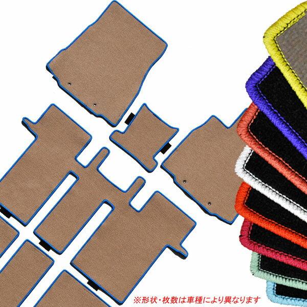ニッサン セレナ C27/GNC27/GFC27/GC27/GFNC27バイヤーフロアマット 2列目ラグマット