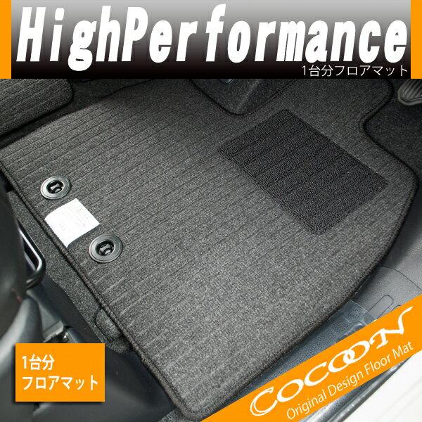 マツダ プレマシー CREW/CR3W フロアマット エコノミー ストライプ 安価 【05P05Nov16】
