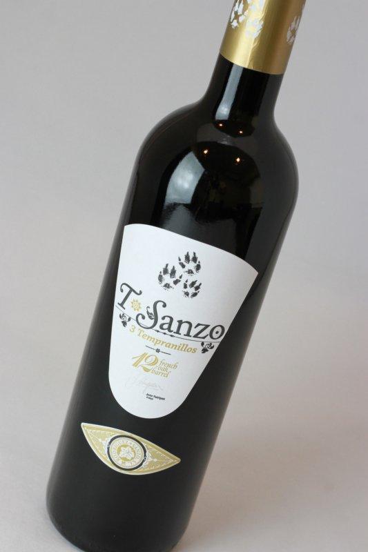 【スペイン】【赤ワイン】【自然派ワイン】ティーサンソ テンプラニーニョ