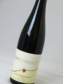 ツィント・ウンブレヒト アルザス ピノ・ノワール・ハインブルグ 2012【フランス】【赤ワイン】