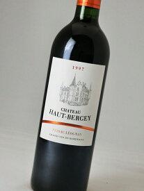 シャトー・オー・ベルジェイ 1997【フランス】【赤ワイン】