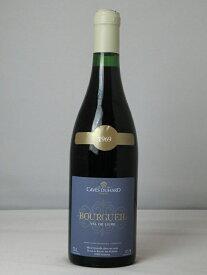 カーヴ・デュアール ブルグイユ 1969【フランス】【赤ワイン】