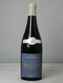 カーヴ・デュアール ブルグイユ 1973【フランス】【赤ワイン】