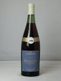 カーヴ・デュアール ブルグイユ 1980【フランス】【赤ワイン】