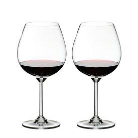 【2脚箱入り Riedel Wine】リーデル ワイン ピノ・ノワール/ネッビオーロ 6448/7