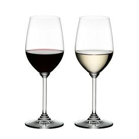 【2脚箱入り Riedel Wine】リーデル ワイン サンジョベーゼ/ジンファンデル/リースリング 6448/15