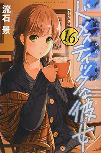 ドメスティックな彼女 16巻—2018年カレンダーつき特装版!