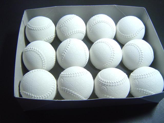 軟式A B C号練習球/検定落ち(スリケン) 2779円ダイワマルエス/ダース販売/ランキング上位商品!4ダース以上は送料無料!野球用品 軟式ボール 軟球