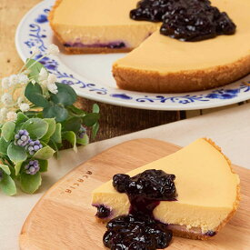 Anna Miller's(アンナミラーズ) ブルーベリーチーズケーキ 21cm