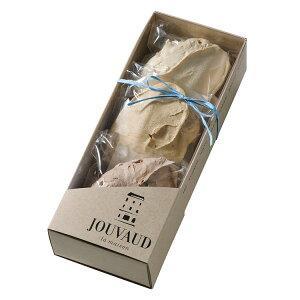 洋菓子 スイーツ ギフト JOUVAUD ジュヴォー ロカイユ 3個入り メッセージカード お菓子 海外 送料無料 ラッピング 詰め合わせ お祝い 内祝い 結婚祝い 出産祝い 引き出物 お返し お礼 プレゼン