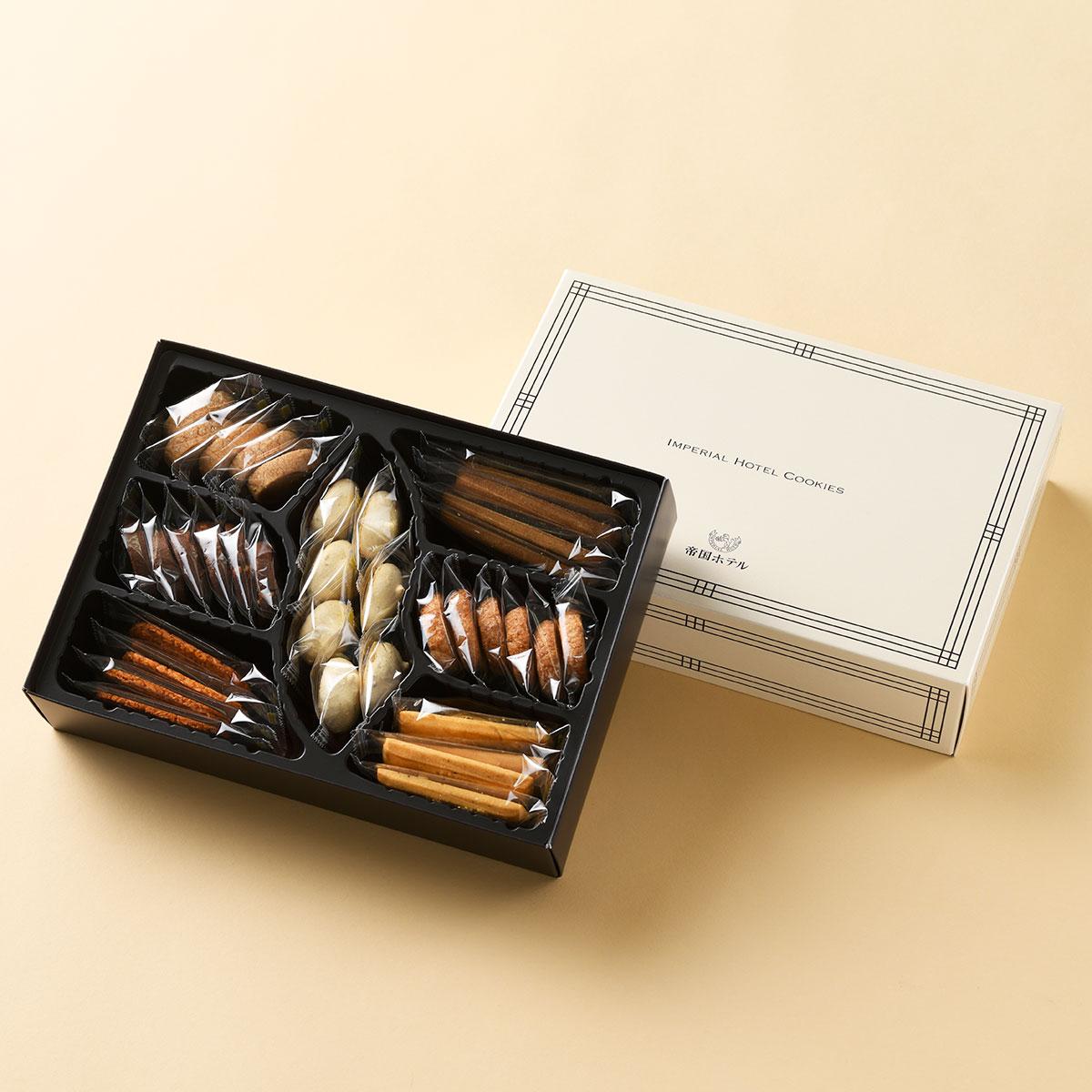 帝国ホテルクッキー 詰め合わせ セット(C-20N / 7種・36個入) / お歳暮