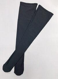 タイツ 靴下 ハイソックス wbb-6041 すべすべ ロングタイツ レディース M 3L ホワイト ブラック ピンク 無地 膝上丈