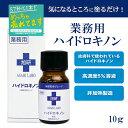 旭研究所 業務用 ハイドロキノン 5% 溶液 10g 【皮膚科用 シミ 美白 正規品】