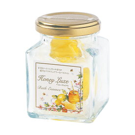 ハニーリュクス バスエッセンス 8g 4個入 ハニーレモンの香り 浴用化粧料 入浴剤 お風呂 ジーピークリエイツ あす楽対応