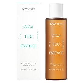 DEWYTREE CICA 100 エッセンス シカ 160ml CL-03 化粧水 導入美容液 トナー ツボクサエキス 韓国コスメ あす楽対応
