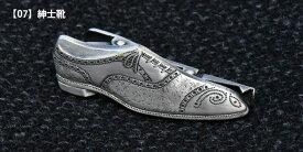 ネクタイピン ファッション タイバー 日本製 紳士靴 おもしろ ユニーク リアル ギフト プレゼント 就職祝 誕生日 バレンタイン クリスマス