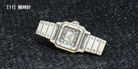 ネクタイピン ファッション タイバー 日本製 腕時計 おもしろ ユニーク リアル ギフト プレゼント 就職祝 誕生日 バレンタイン クリスマス