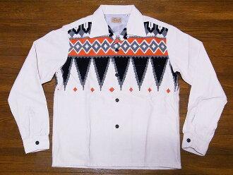 风格的眼睛 [楼梯,打开衬衫危地马拉 SE27426 长袖灯芯绒运动衫 (掉白色) 现金交货费