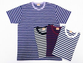Whitesville[ホワイツヴィル] ポケットTシャツ WV78197 ボーダー Tシャツ ポケT 14/- S/S BORDER POCKET T-SHIRT 【RCP】
