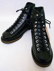 LONE WOLF[ロンウルフ] ブーツ CARPENTER カーペンター F01615 (BLACK) 送料無料 代引き手数料無料 【RCP】