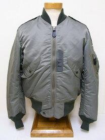 Buzz Rickson's[バズリクソンズ] L-2B BR11132 TOPS APPAREL MFG. CO., INC. (SAGE GREEN) 送料無料 代引き手数料無料