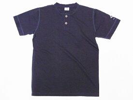 Two Moon[トゥームーン] Tシャツ ヘンリーネックTシャツ 24223 ヘンリーTee (チャコール) 【RCP】