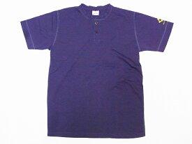 Two Moon[トゥームーン] Tシャツ ヘンリーネックTシャツ 24223 ヘンリーTee (ダークネイビー) 【RCP】