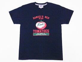 Pherrow's[フェローズ] Tシャツ 19S-PT11 TOMATOES (S.ブラック)
